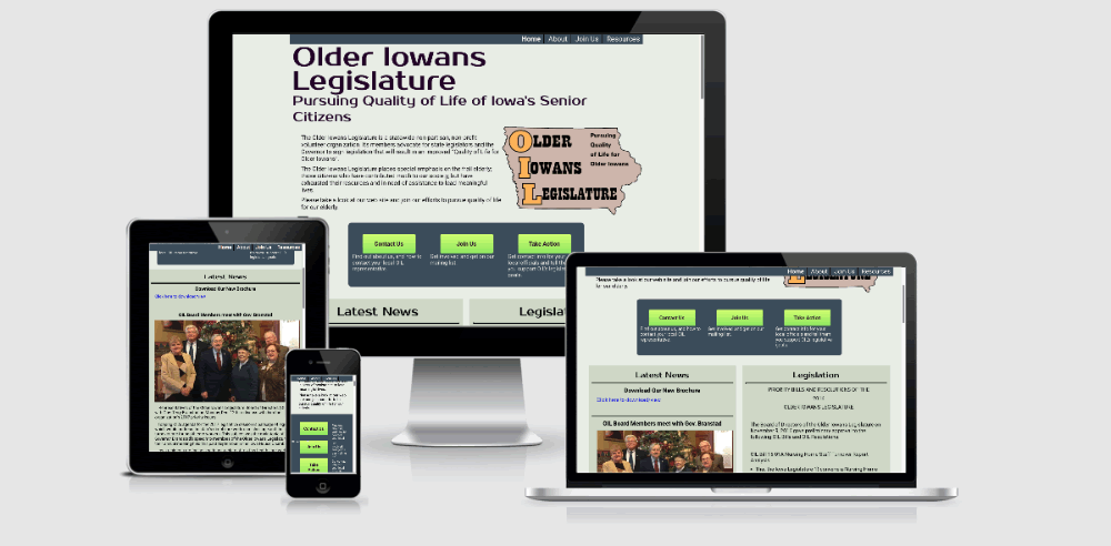 Older Iowans Legislature